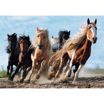 "10446 Trefl Puzzles-""1000"" - Galopping horses"
