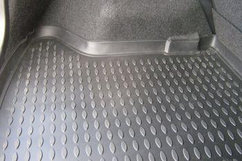 TOYOTA Auris 03/2007->, хб. полноразмерное колесо. Коврик в багажник