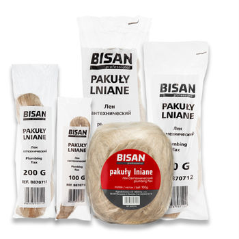 Пакля Bisan 100 gr
