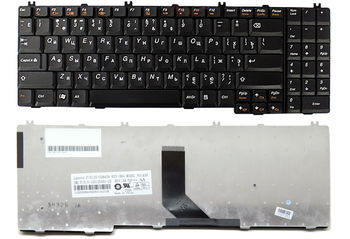 Keyboard Lenovo B550 B560 G550 G555 V560 ENG/RU Black