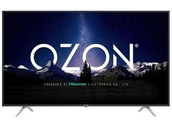 "50"" TV OZON H50Z6000, Black (SMART TV)"