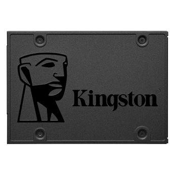 """120GB SSD 2.5"""" Kingston SSDNow A400 SA400S37/120GBK, 7mm, Read 500MB/s, Write 320MB/s, SATA III 6.0 Gbps (solid state drive intern SSD/внутрений высокоскоростной накопитель SSD)"""