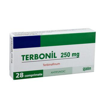 cumpără Terbonile 250mg comp. N28 în Chișinău