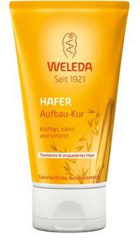 cumpără Masca regenerantă pentru păr uscat cu ovăz Weleda 150 ml în Chișinău