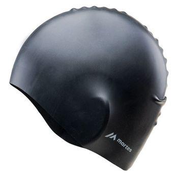 купить Шапочка для плавания  MONOSILI BLACK в Кишинёве