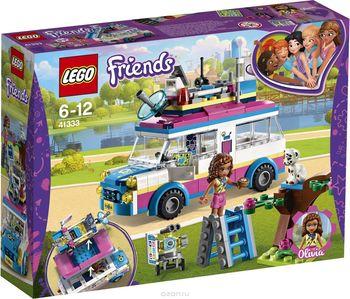 купить Lego Friends Передвижная научная лаборатория Оливии в Кишинёве