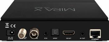 купить AMIKO MIRA X HYBRID DVB-S2+T2/C HIS-3000 в Кишинёве