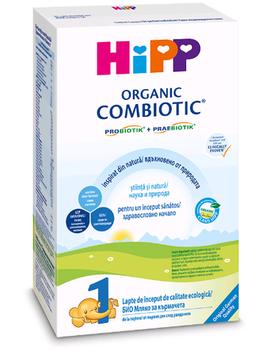 купить Hipp 1 Combiotic organic молочная смесь, 0+мес. 300г в Кишинёве
