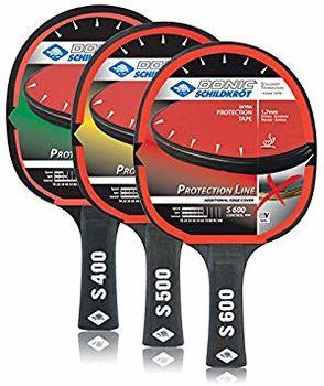 Ракетка для настольного тенниса Donic Protection Line S300 / 703054, 1.0 mm (3212)