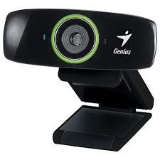 (32200233101) Camera Genius FaceCam 2020, Microphone, 2Mpixel, 8Mpixel images, HD video in 1280x720 (720P), frame rate up to 30fps, USB2.0