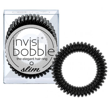 INVISIBOBBLE SLIM #true black