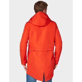Куртка TOM TAILOR Красный