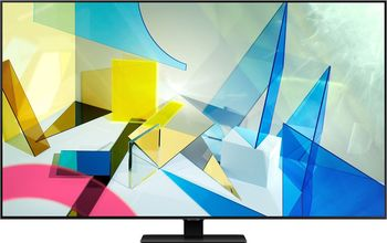 "65"" LED TV Samsung QE65Q80TAUXUA, Black"