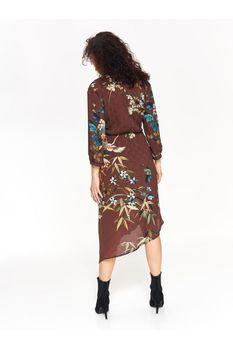 Платье TOP SECRET Коричневый