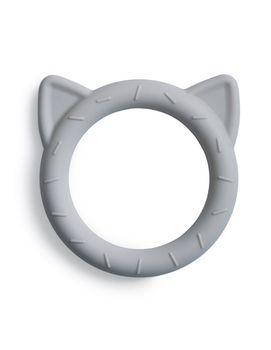 Грызунок силиконовый Mushie Stone Cat