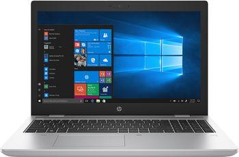 HP ProBook 650 G5 15.6 FHD AG UWVA 250 (Intel® Core™ i5-8265U,  8GB DDR4 RAM, 256GB PCIe NVMe, Intel® UHD 620, No ODD, WiFi Intel 9560 + BT5, USB 3.1 Type-C™ Gen 1, Active SmartCard, VGA, FPR, Win10Pro, Silver, 2.18 kg)
