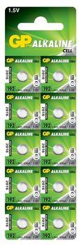 купить Батарейка GP 1.5V Alkaline Ø7.9 х3.6 mm 192F-2C10(AG3) в Кишинёве