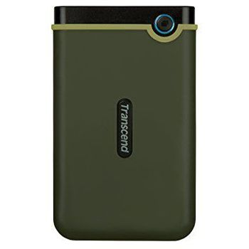 "купить 1.0TB (USB3.1) 2.5"" Transcend ""StoreJet 25M3G"" Slim, Military Green, Rubber Anti-Shock, OT Backup в Кишинёве"