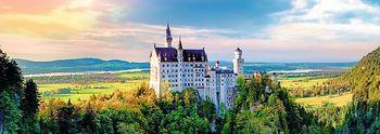 "29028 Puzzles - ""1000 Panorama"" - Neuschwanstein Castle/Trefl"