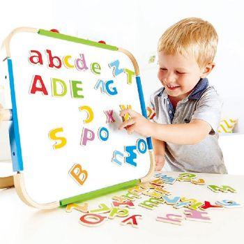 купить Hape Деревянная игрушка Магнитные буквы в Кишинёве