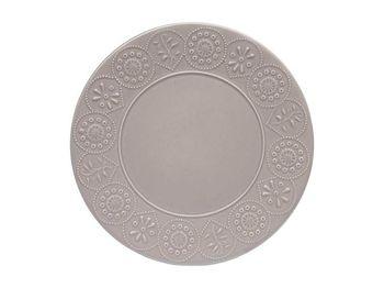 Platou 31cm Coimbra Lilla, din ceramica