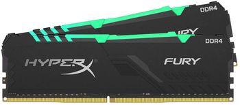 16GB DDR4-3600MHz  Kingston HyperX FURY RGB