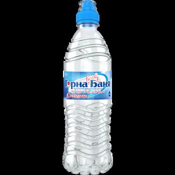 Минеральная вода Горна Баня 0,75л (пэт) спорт х6 шт.