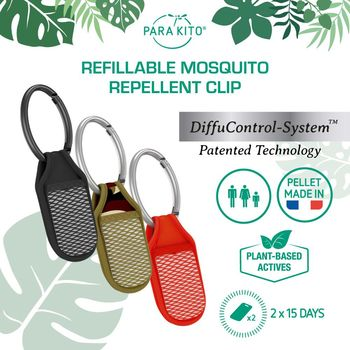 PARA'KITO CLIPS Репеллент против комаров