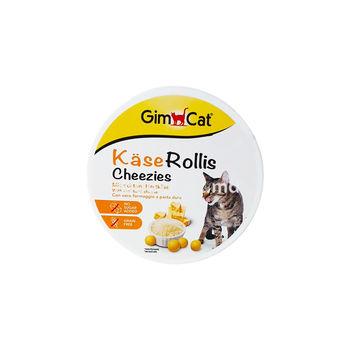 Gimcat сырные шарики 20 шт.
