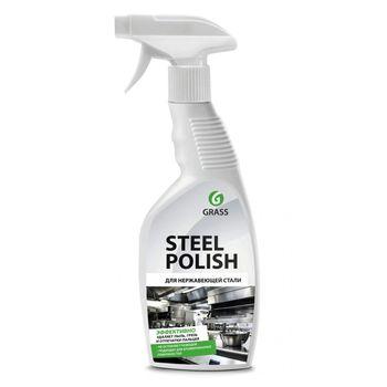 STEEL POLISH Средство для очистки изделий из нержавеющей стали 600 мл