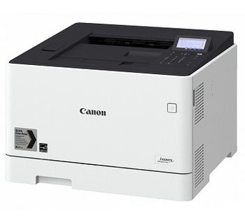 Printer Color Canon i-Sensys LBP-653CDW, Duplex,Net, WiFi, A4,27ppm,1GB, 1200x1200dpi, 250+50 sheet tray, 5 Line LCD, UFRII,PCL5c*,PCL6,Adobe® PostScript, Max.50k pages per month,Cart 046HBk & 046Bk (6300/2200ppm) & 046HC/M/Y & 046C/M/Y(5000/2300ppm)