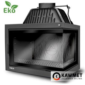 купить Каминная топка KAWMET W17 Dekor EKO 16,1 kW правая боковая в Кишинёве