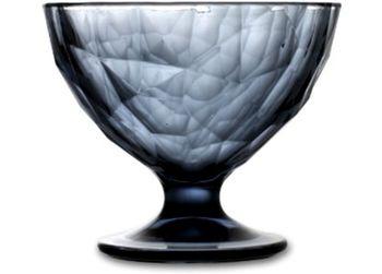 Креманка Diamond 220ml, голубая