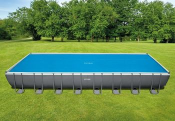 купить Солнечное покрывало для бассейна 975x488cm в Кишинёве