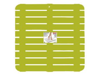 Настил для душа Tatay 55X55X3cm зеленый, пластик