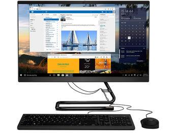 "Lenovo AIO IdeaCentre 3 27IMB0 Black (27"" FHD WVA Core i5-10400T 2.0-3.6GHz, 8GB, 512GB, No OS)"
