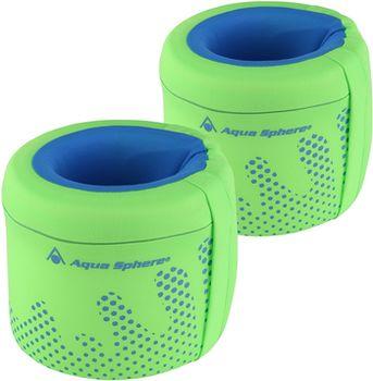 Нарукавники для плавания Aqua Sphere Arm Floats Green/Blue (ST133111)