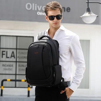 """купить Рюкзак Tigernu T-B3143U для ноутбука до 15.6"""", с USB портом, водонепроницаемый, чёрный в Кишинёве"""