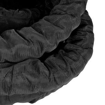 Канат для кроссфита в оплетке 9 м inSPORTline WaveRope 12263 (2959)