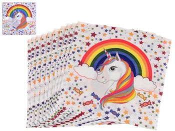 Набор салфеток Unicorn 16шт, 33Х33cm
