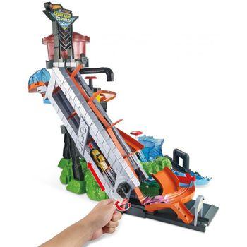 купить Mattel Hot Wheels Игровой набор Водонапорная башня в Кишинёве