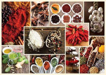 "10358 Trefl Puzzles - ""1000"" - Spices / Trefl"