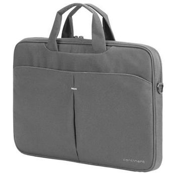 """купить 13.3"""" NB Bag - CONTINENT CC-014 Grey, Top Loading в Кишинёве"""