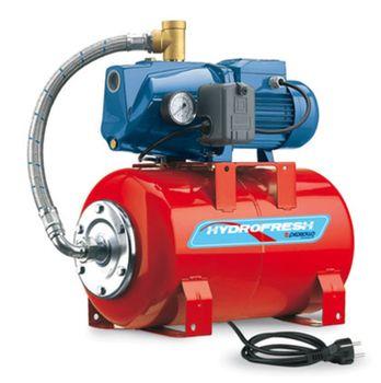 купить Гидрофор h=8м 0,37kW-24л  Pedrollo Hydrofresh PKm60/24CL + защита HPK60FSG в Кишинёве