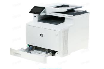 купить HP Color LaserJet Pro MFP M477fdw, Printer/Scanner/Fax/Copier, A4, Color Print, Printer resolution: 600x600 DPI, USB 2.0, Wi-Fi в Кишинёве