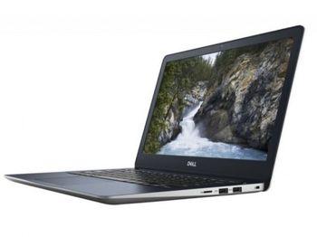 DELL Vostro 13 5000 Grey (5370), 13.3'' FulHD +W10Pro (InteI® Core™ i5-8250U 1.60-3.40GHz, 8GB DDR4 RAM, 256GB SSD, Intel UHD 620 Graphics, CardReader, HDMI, USB-C, WiFi-AC/BT4.0, 3cell, 720p Webcam, Backlit KB, RUS, Win 10 Pro, 1.41kg)