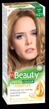 Краска для волос,SOLVEX MM Beauty, 125 мл., M21 - Спелая рожь