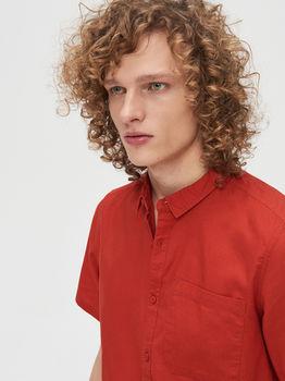 Рубашка CROPP Красный