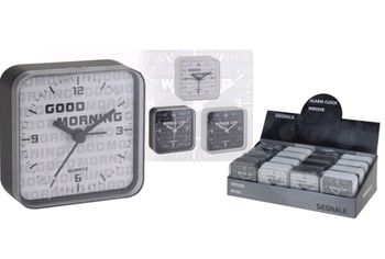 купить Часы-будильник настольные квадратные в Кишинёве