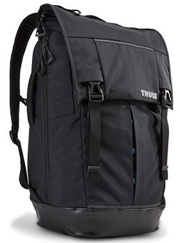 "17"" NB Backpack  THULE - Paramount 29L, Black, Rolltop pack designed, Nylon, Dimensions: 31 x 26.9 x 51.1 cm, Weight 1.08 kg, Volume 29L"